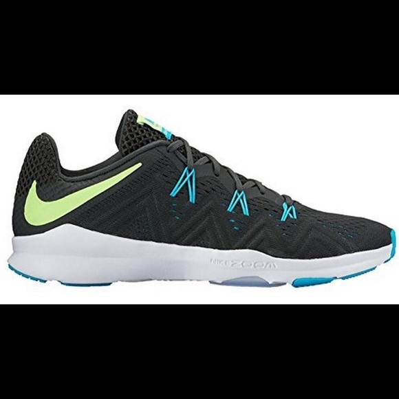 c1d452aac7a ... 2 PRM (909010-001)-big-4  NEW NIKE ZOOM CONDITION TR GREEN BLUE GREY!!  release date 633d6 79b8d  Womens ...